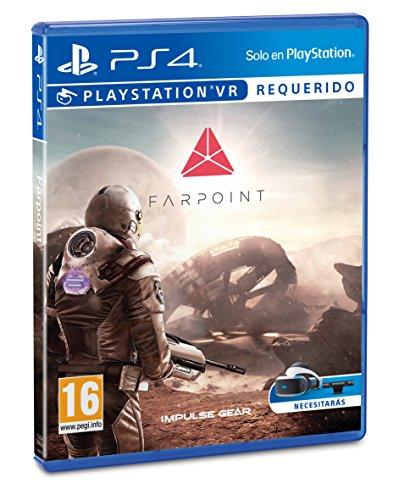 Farpoint - Edición Estándar PS4 (Necesita play VR)