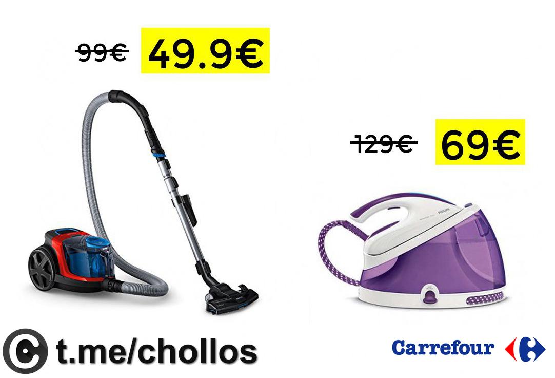 Aspirador Philips PowerPro por solo 49.9€