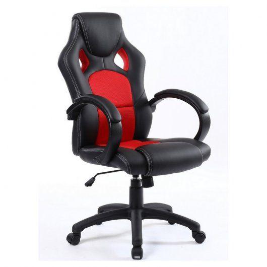 Silla Gaming F12 Roja