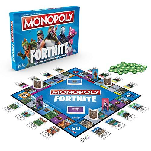 Monopoly - Fortnite (Hasbro E6603102)