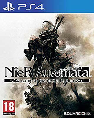 NieR Automata - Game Of The YoRHa Edición (PS4) [Reserva Amazon]