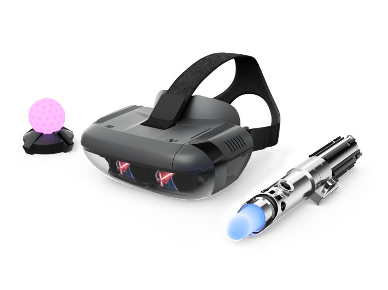 Pack VR - Lenovo Jedi Challenges: Gafas Lenovo + Mando espada láser