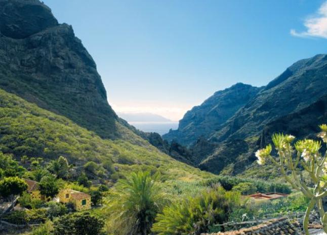 Vuelos a Tenerife 34€ ida y vuelta
