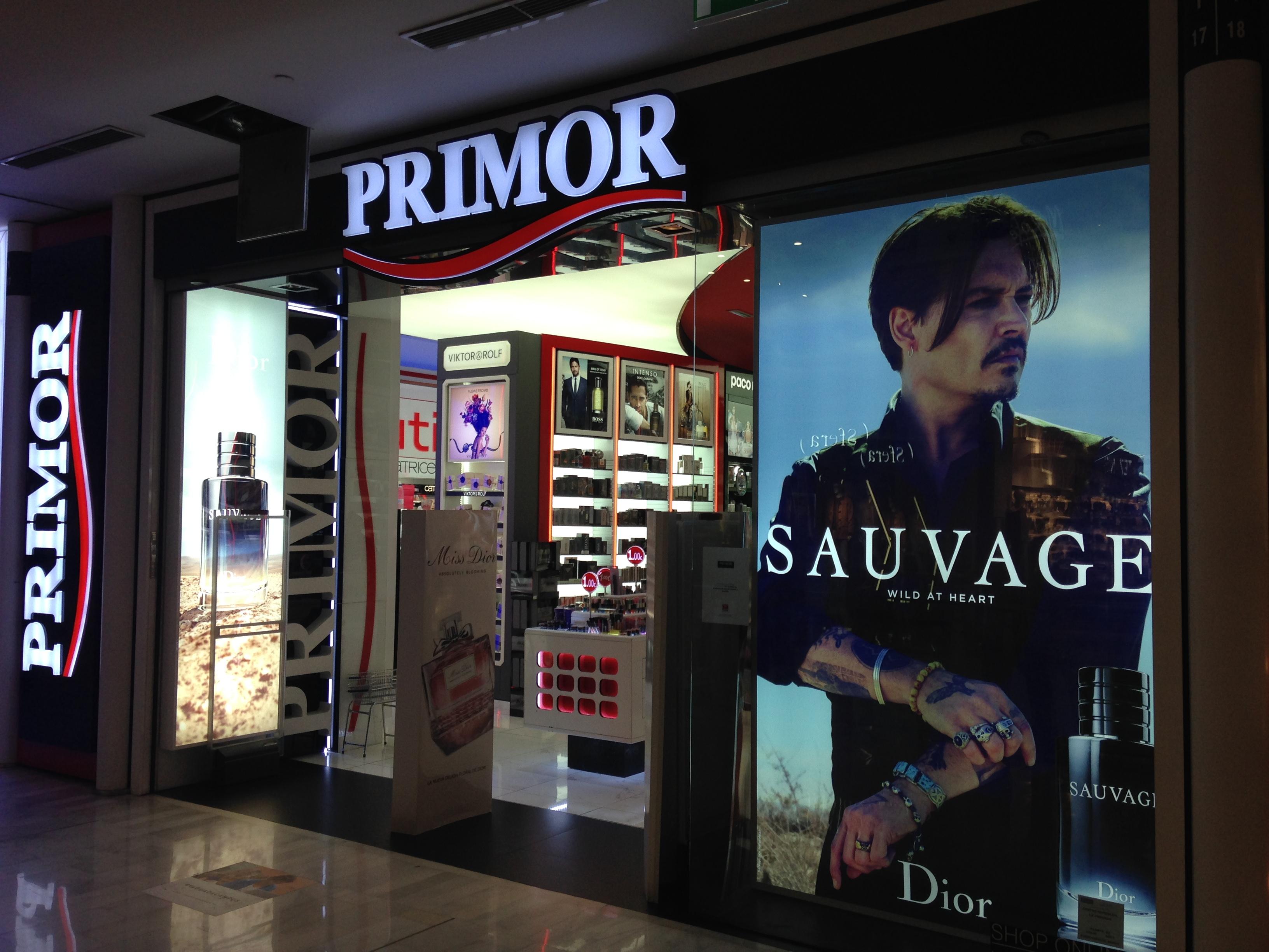 Primor, promociones (2x1,3x2,50% y regalos)
