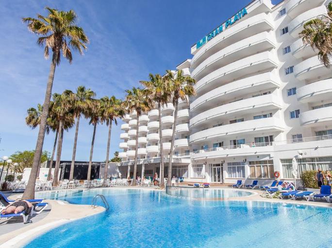Mallorca 201€/p = 7 noches en hotel 3* con desayunos + vuelos desde Madrid