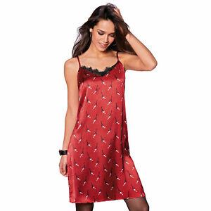Vestido estampado estilo lencero mujer by Venca Style