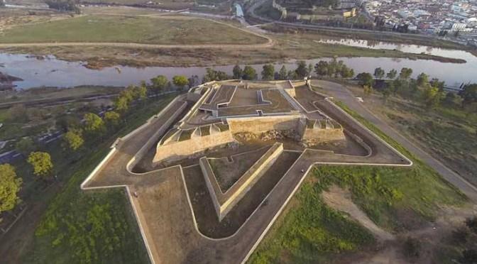 Visita Guiada Gratuita al fuerte de San Cristobal en Badajoz