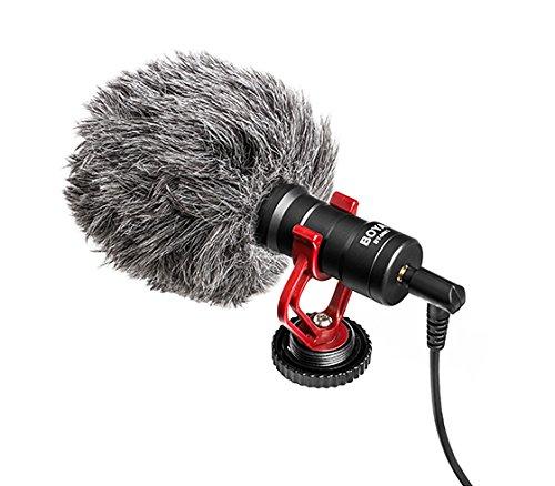 Micrófono boya Universal Cardioide Micrófono [by023]