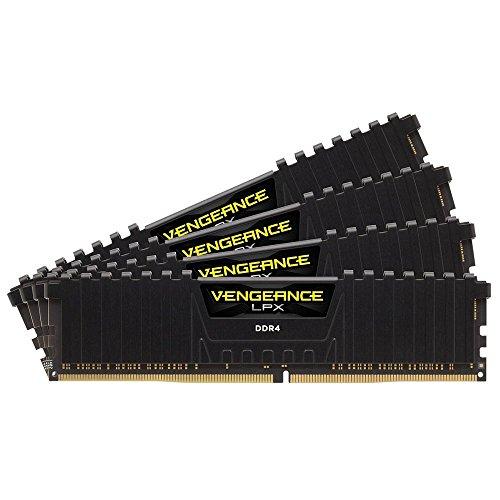 Memoria RAM DDR4 32GB (4x8GB) 2800MHz Corsair