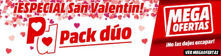 Mediamarkt, Especial San valentín + Envío gratis