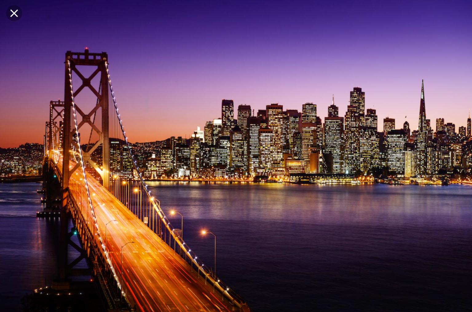 Vuelos a SAN FRANCISCO, SOLO 215€ ida y vuelta directo. Semana Santa y más fechas.