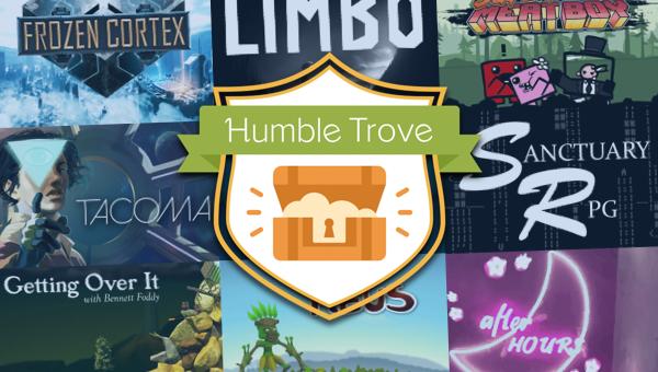 Humble Trove, se añaden 3 nuevos juegos