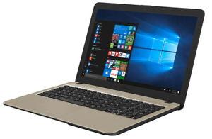 Asus X540UB Core i7 8GB DDR4 Nvidia MX110 2Gb SSD 256GB Windows 10