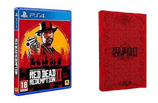 Redemption 2 +Caja Metálica solo 41.5€
