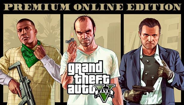 Grand Theft Auto V (hasta el 75% de descuento)