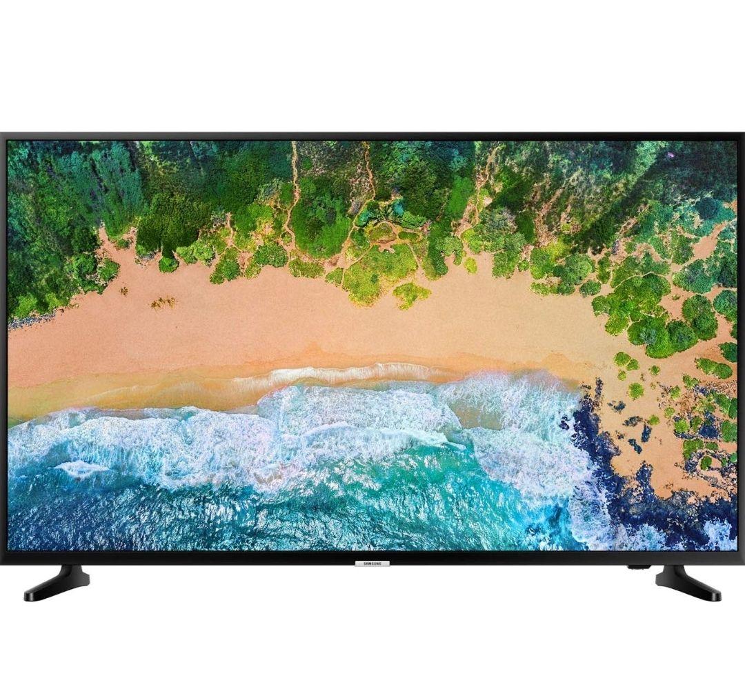 "Televisor Samsung SMART TV 50"" 4K"