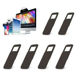 6 ventanas adhesivas para tapar la cámara del móvil o PC