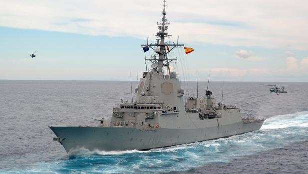 """CÁDIZ (09/02 y 10/02): Fragata """"Almirante Juan de Borbón"""" - Jornada de puertas abiertas"""