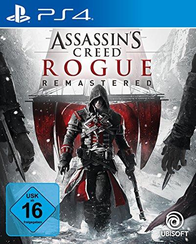 Assassin's Creed Rogue Remastered - PlayStation 4 (desde Alemania)
