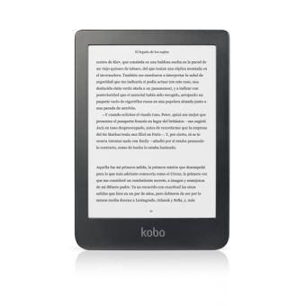 "eReader Kobo Clara HD 6"" negro"