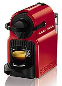 Nespresso Intenso Krups Inissia XN1005 Cafetera