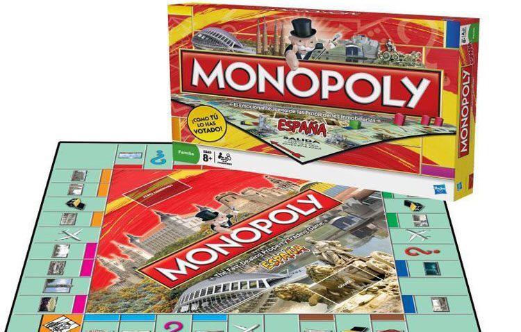 Monopoly Edición España TODOS Alcampo Madrid