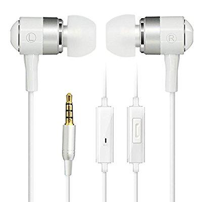 Auriculares in-Ear con cancelación de ruido.