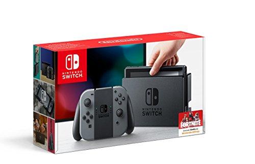 Nintendo Switch Color Gris solo 268€