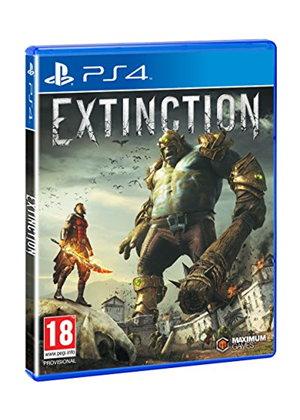 Extinction para PS4 . UK