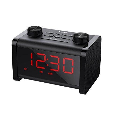 Radio Despertador Altavoz Bluetooth solo 14.9€