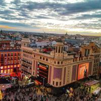 MADRID: HOTEL 4* POR 28€/P