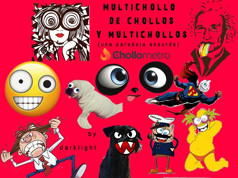 UN MULTICHOLLO DE CHOLLOS Y MULTICHOLLOS XD :O
