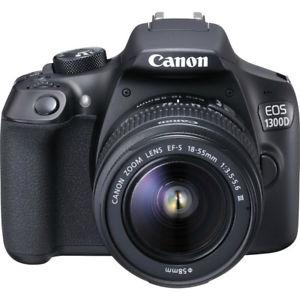 Canon 1300D Objetivo 18-55 solo 251€ (desde Europa)