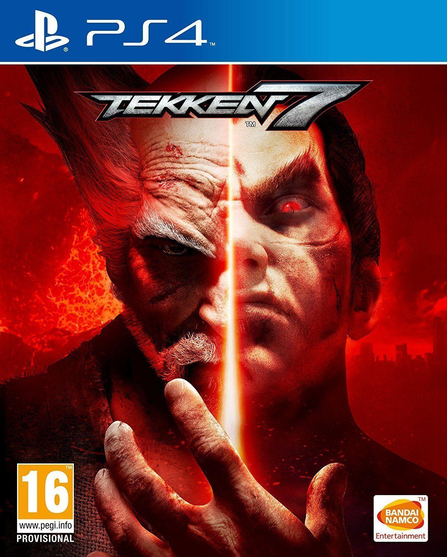 Tekken 7 standard edition físico