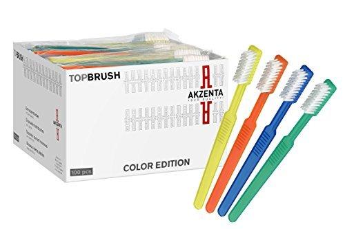 ¡100 Cepillos de dientes por sólo 15,21€! (15 cent unidad) Envío Premium