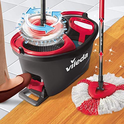 Vileda Easy Wring & Clean Turbo - Set de Limpieza para el hogar