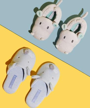 Zapatillas de casa para niños ZARA HOME