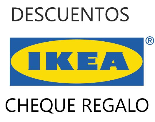 5€ DE REGALO O 10% DE DESCUENTO EN IKEA