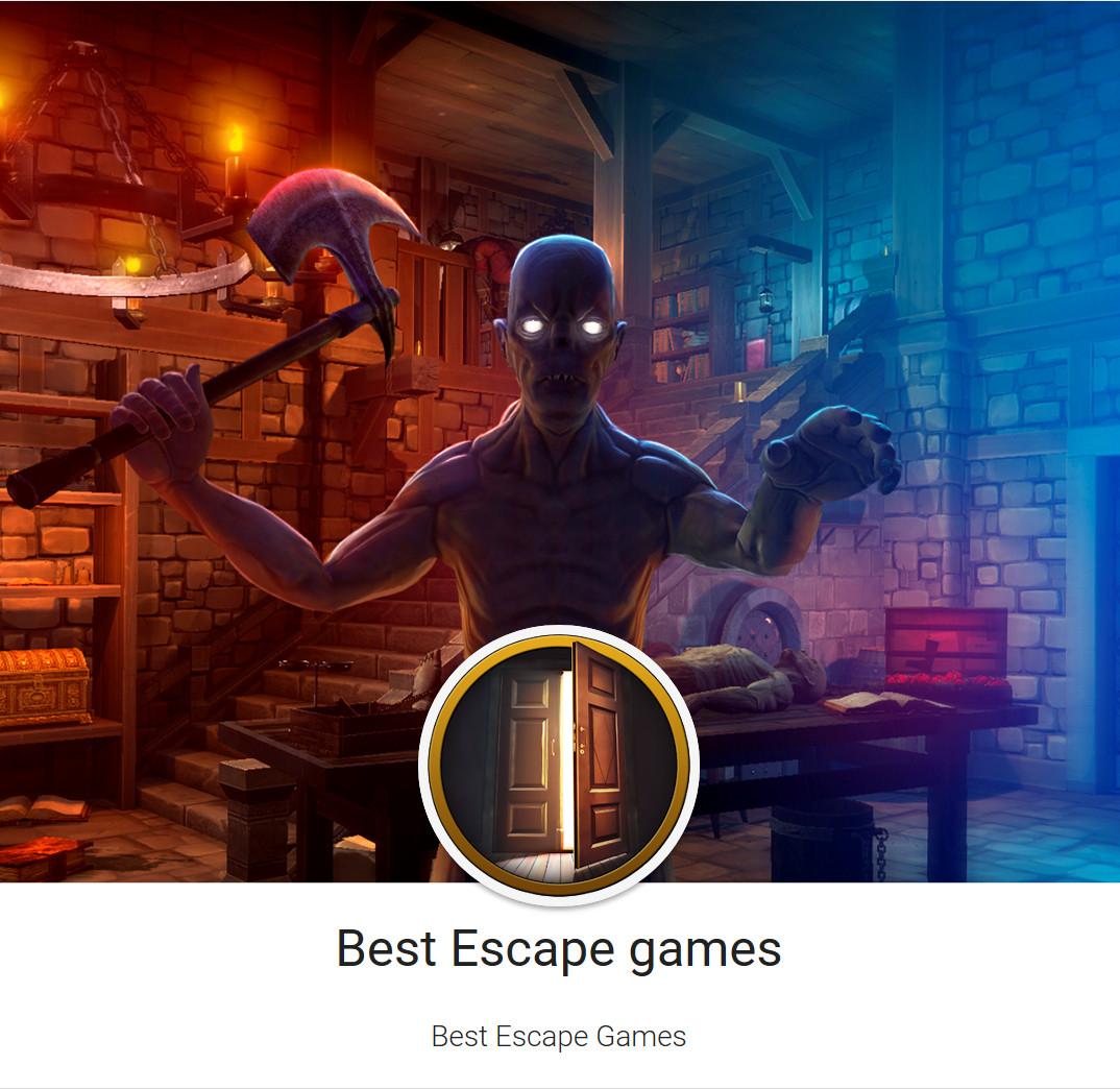 ANDROID: 7 juegos de Escape (GRATIS)