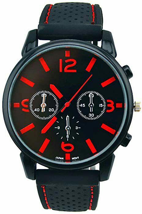 TrifyCore Reloj de Pulsera de Cuarzo para Hombre