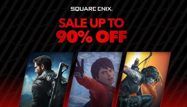 [Humble Store] Square Enix, rebajas hasta el 90%