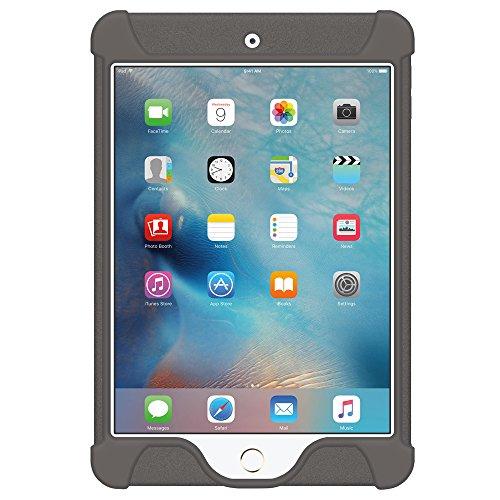 Carcasa de silicona iPad Mini 4 Gris