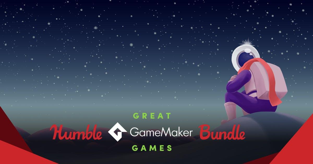 Nuevo HumbleBundle GameMaker