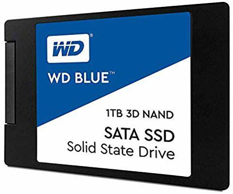 SSD 1 TB WESTERN DIGITAL Blue