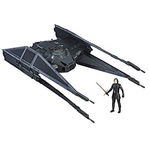 Naves Star Wars con Figura en Carrefour y Amazon