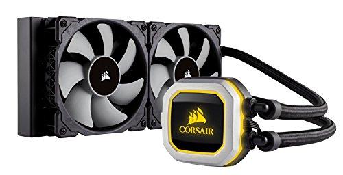 Hydro Series™ H100i PRO RGB Liquid CPU Cooler