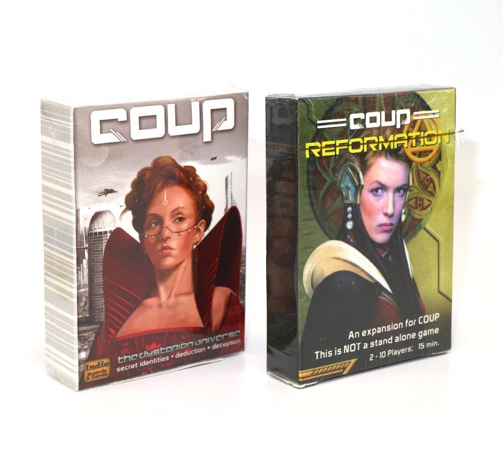 Juego de mesa - Coup