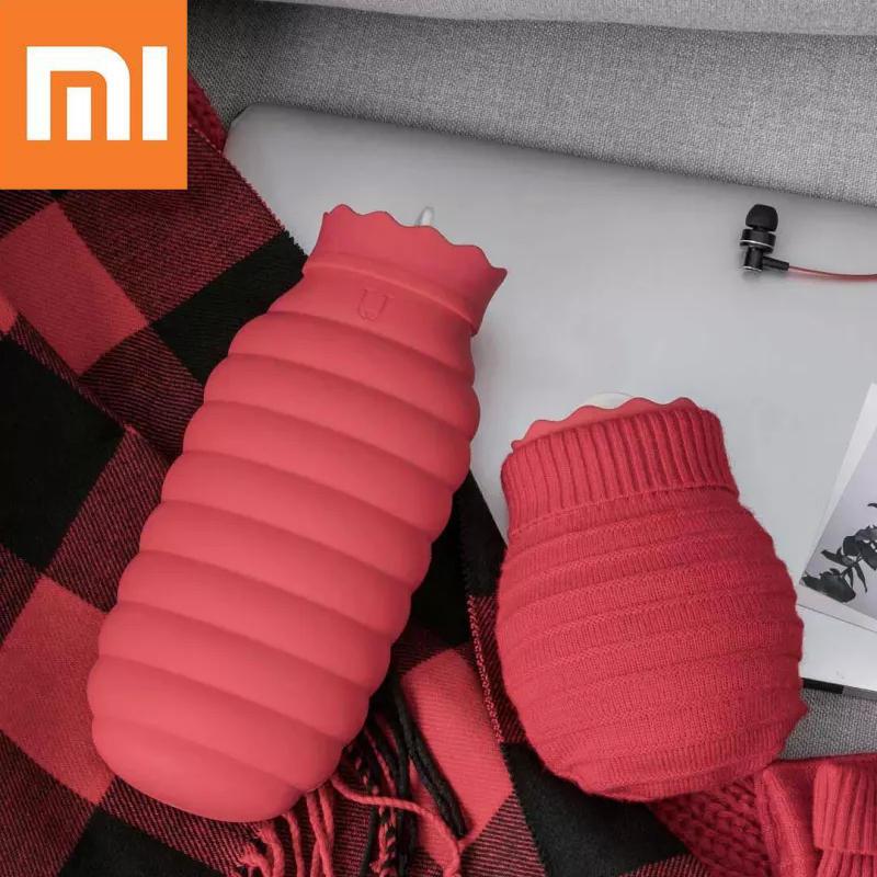 Bolsa de agua caliente por microondas de silicona