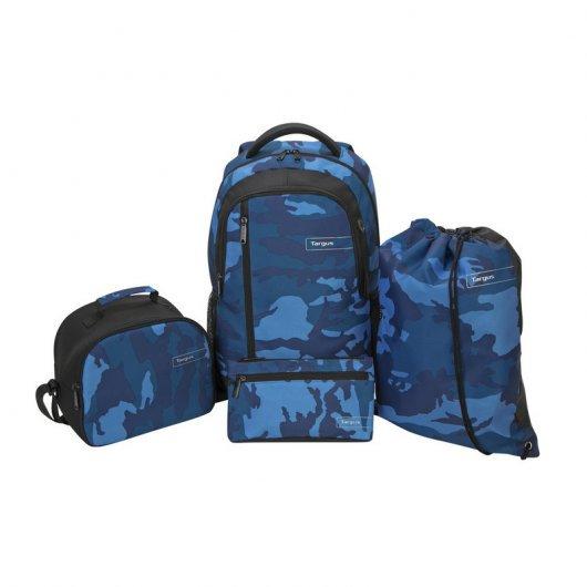 Mochila - Targus Pack Mochila-15/Bolsa/Estuche/Fiambrera Azul
