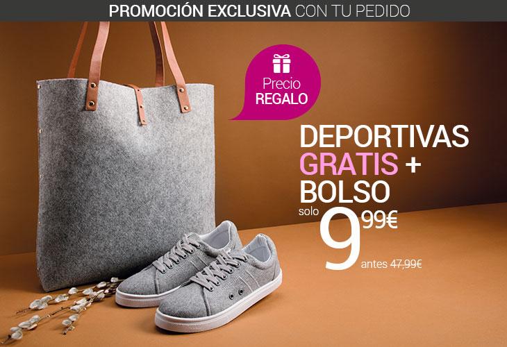 Bolso + Zapatillas (9,99) venca